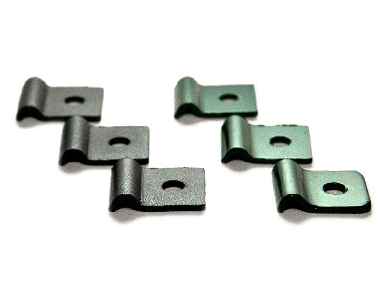 Staffe di congiunzione per recinzioni modulari